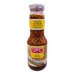 Thai whole yellow salted soybeans (340g) by UFC