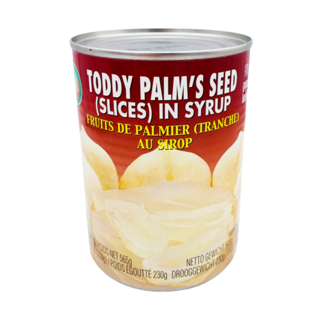 Toddy Palm Slices in Syrup 565g Can by XO