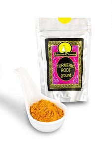 Ground Turmeric Root 34g by Seasoned Pioneers