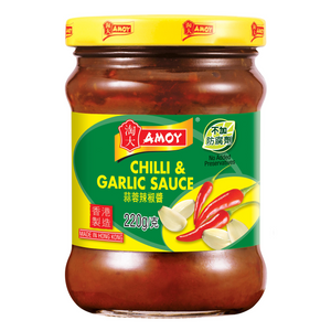 Chilli and Garlic Sauce 220g by Amoy