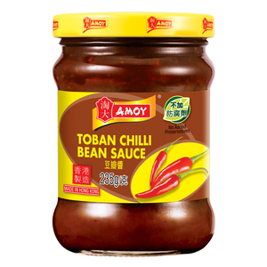 Toban Chilli Bean Sauce 235g by Amoy