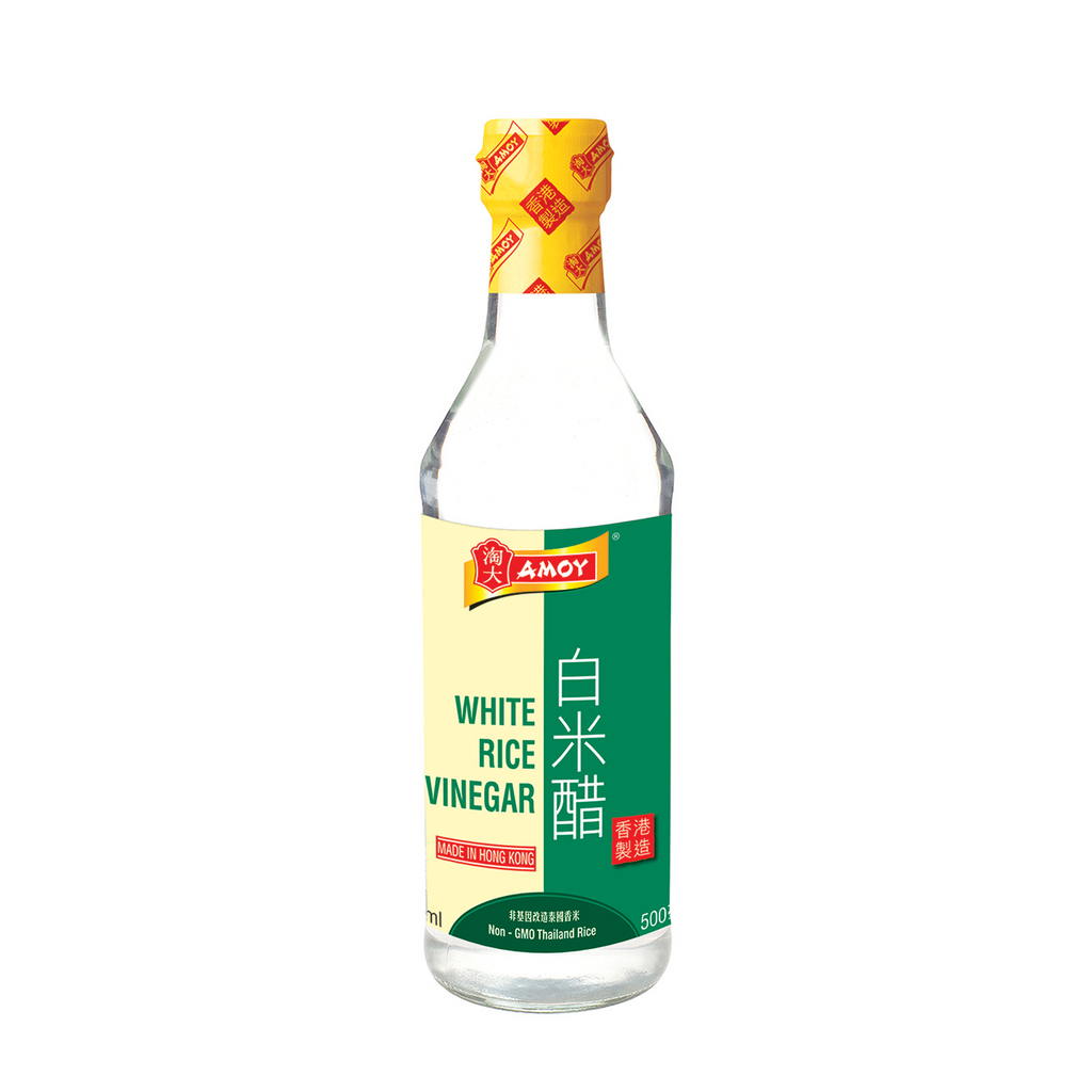 White Rice Vinegar (500ml) by Amoy