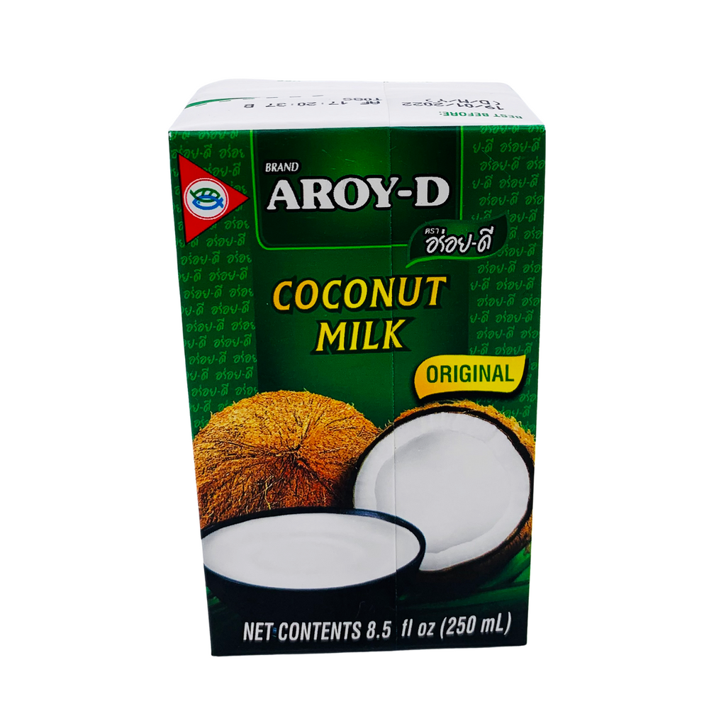 Thai Coconut Milk 250ml Carton by Aroy-D
