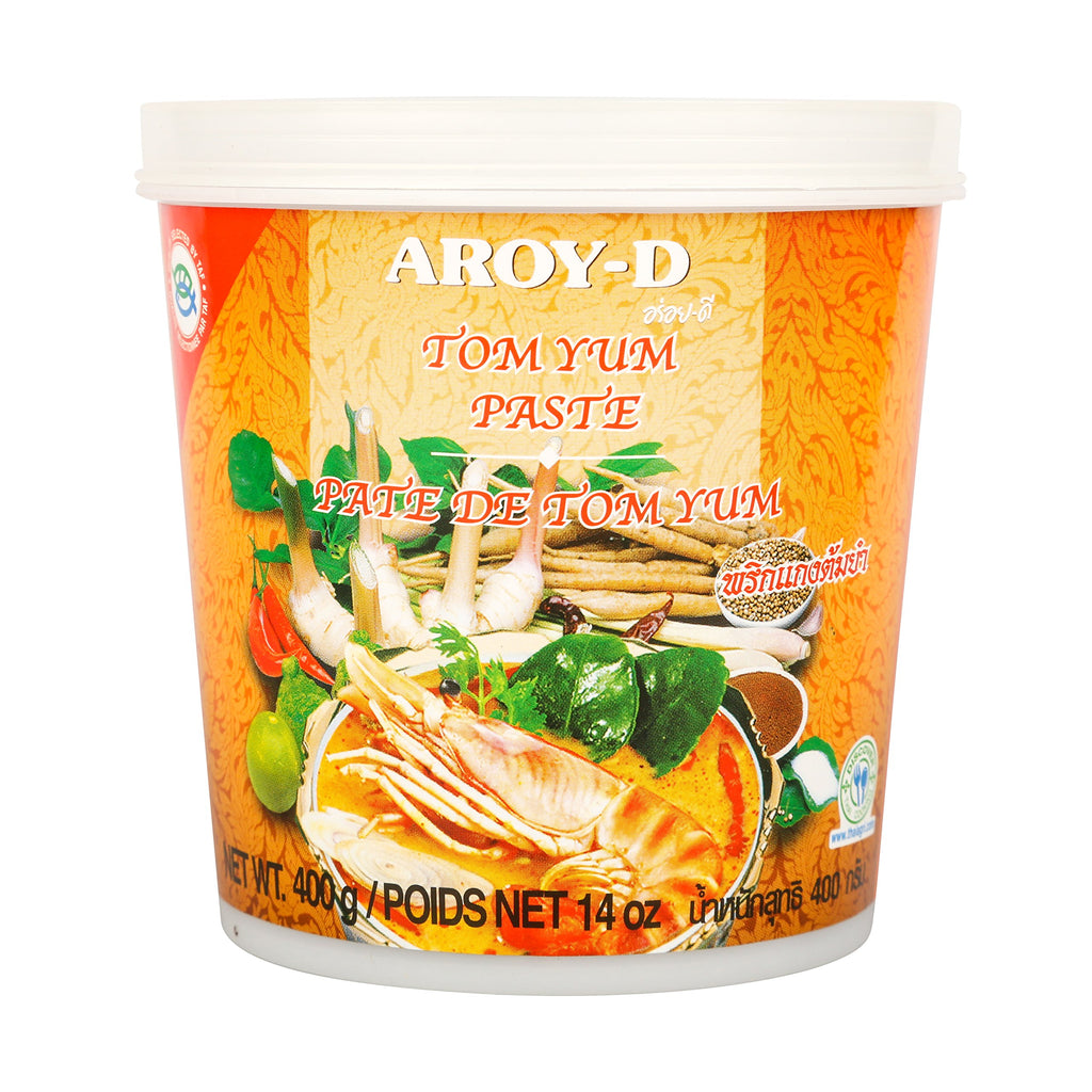 Thai tom yum paste (400 g tub) by Aroy-D
