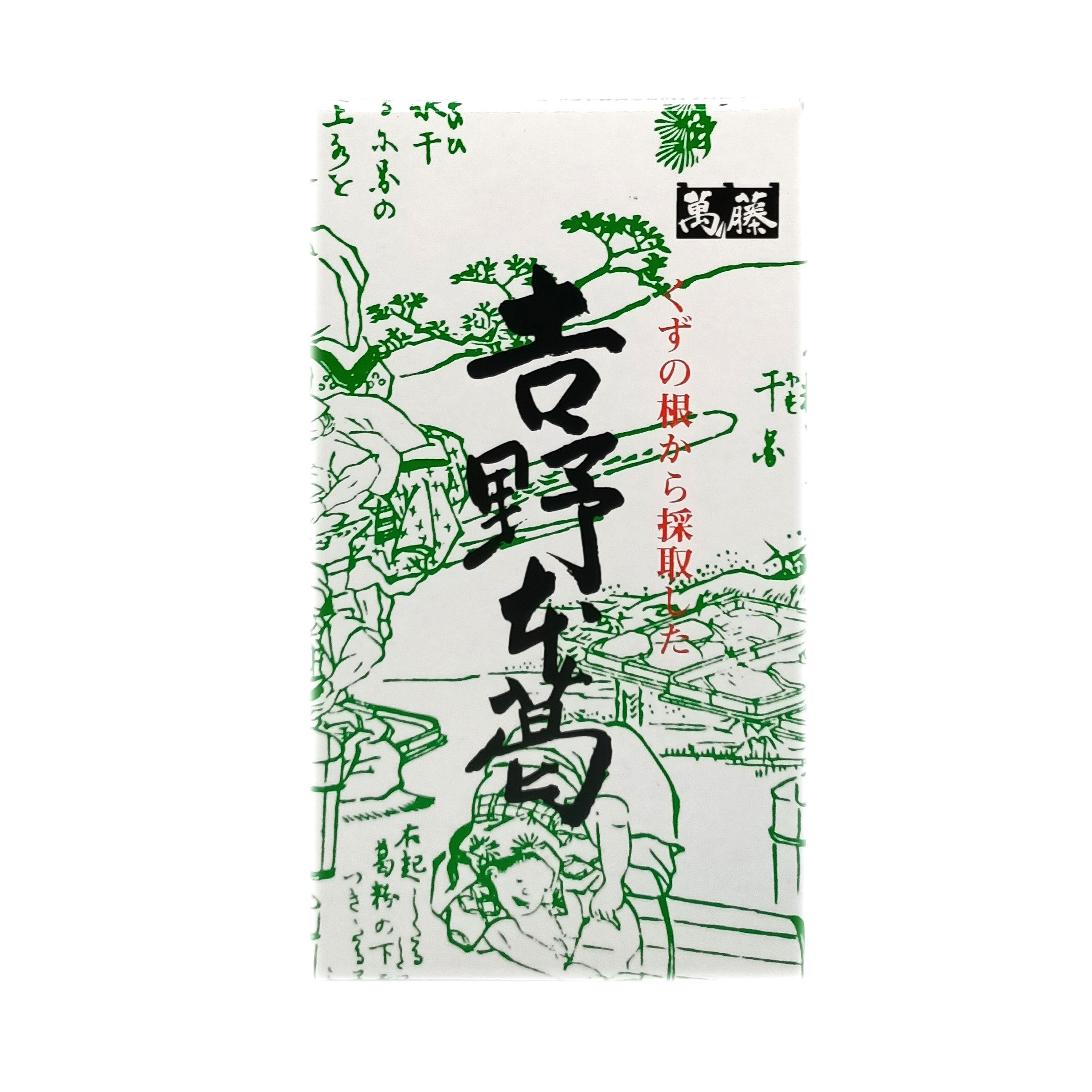 Yoshino Kuzu Arrowroot Starch 130g by Manto