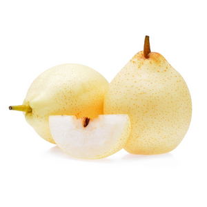 Fresh Asian Nashi (Chinese) Pears (about 300g) - Imported weekly from Asia