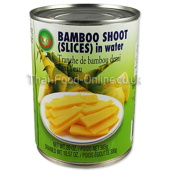 Bamboo Shoot Slices - Thai Food Online (your authentic Thai supermarket)