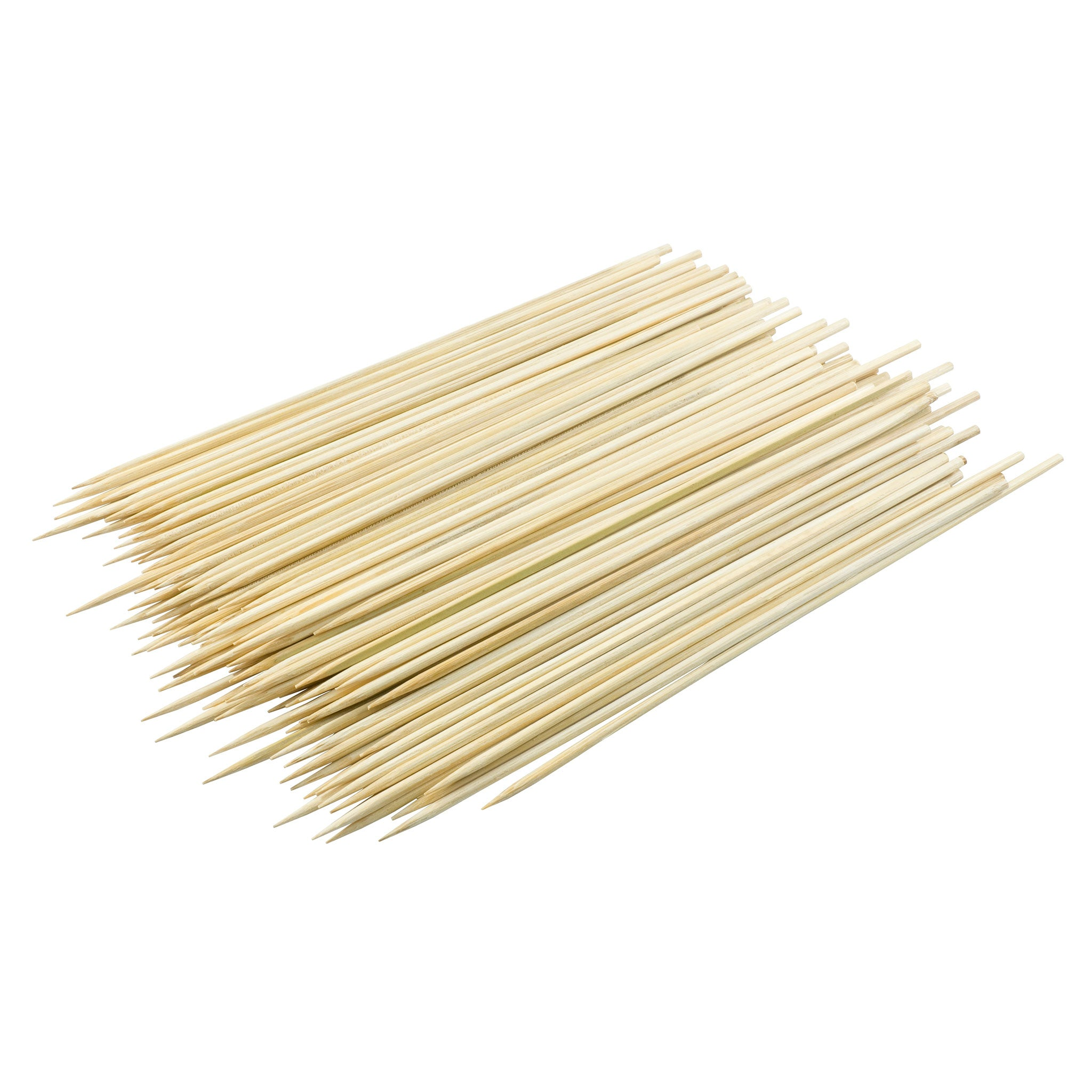 Bamboo Skewers (100pcs) - 20cm (8inch) by XO