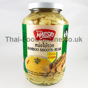 Bamboo Shoot Ruak (shred strips) - Thai Food Online (your authentic Thai supermarket)