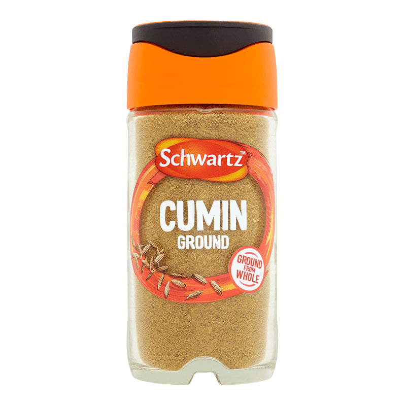 Ground Cumin in Jar 37g by Schwartz