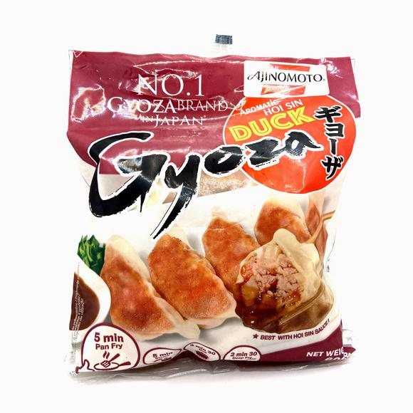 Frozen Duck Gyozas 30 Pieces 600g by Ajinomoto