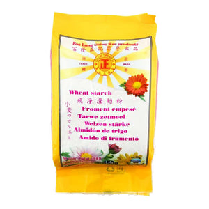 Wheat Starch (450g) by FLCK