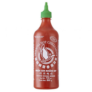 Sriracha Hot Chilli Sauce 730ml - Thai Food Online (your authentic Thai supermarket)