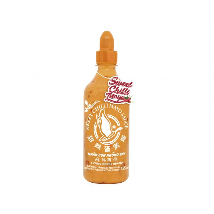Thai sweet chilli mayo sauce 455ml by Flying Goose