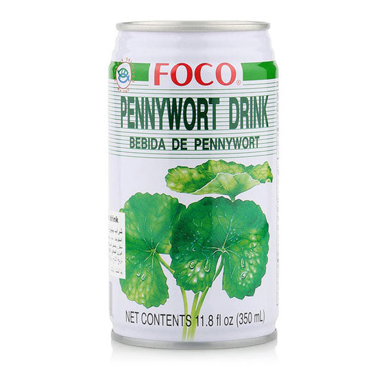 Thai Pennywort Drink (350ml) by Foco