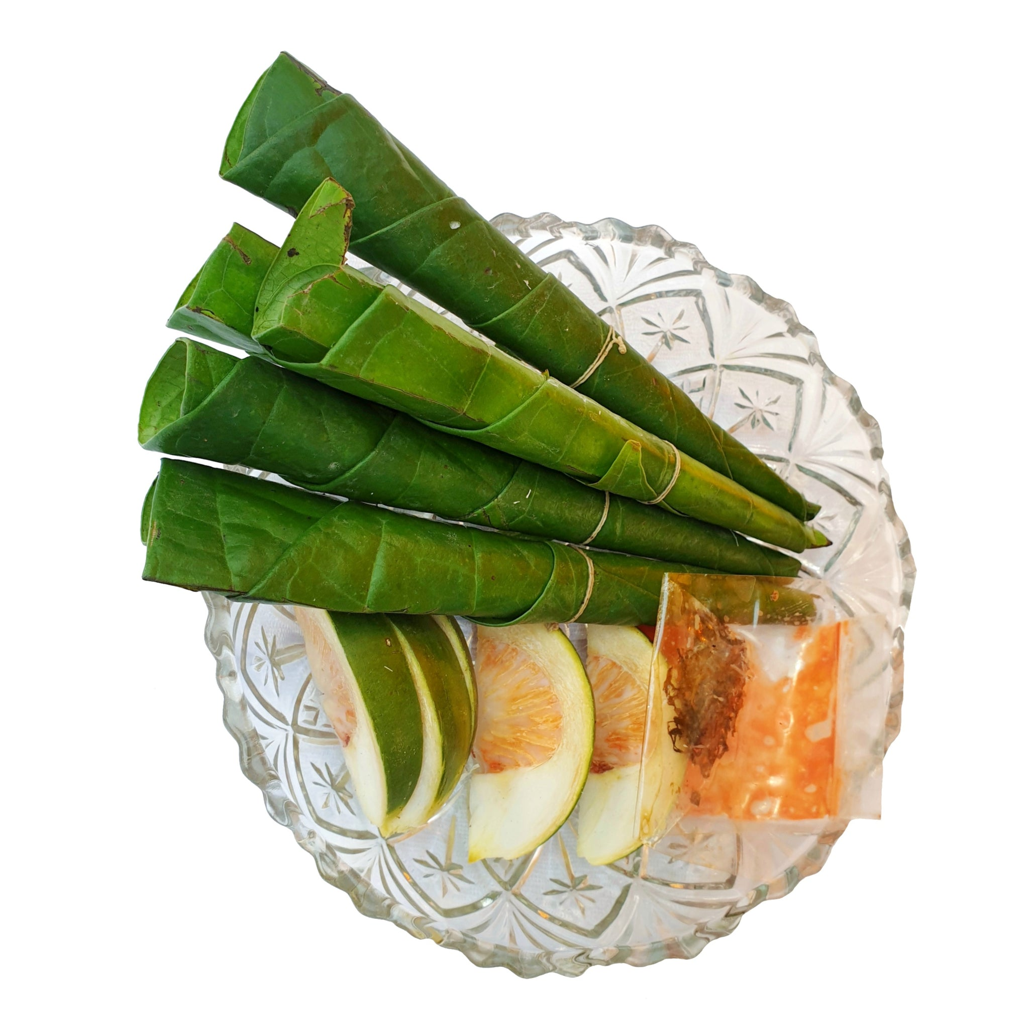Fresh Thai betel set imported weekly from Thailand