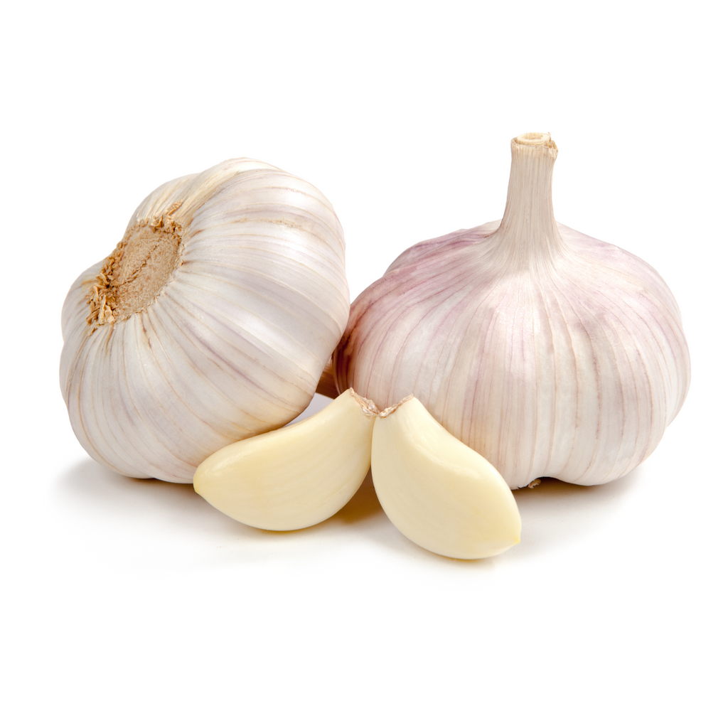 Asian Fresh Garlic (1 Bulb) - imported weekly from Asia