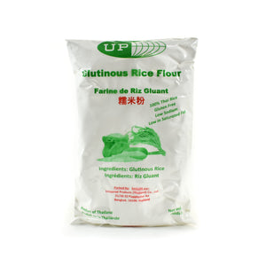 Thai Glutinous Sticky Rice Flour 454g by UP