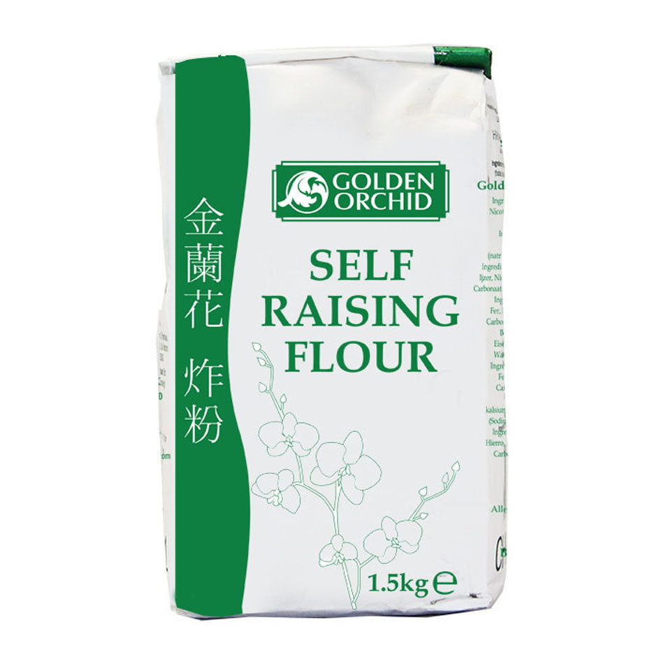 Self raising flour (1.5kg) by Golden Orchid