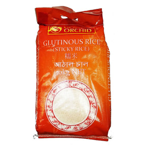 *REDUCED* Thai glutinous rice (sticky) 10kg by Golden Orchid