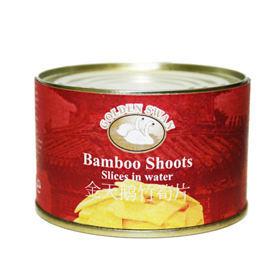 Thai bamboo shoot slices (227g can) by Golden Swan