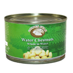 Whole Water Chestnuts 227g Can by Golden Swan