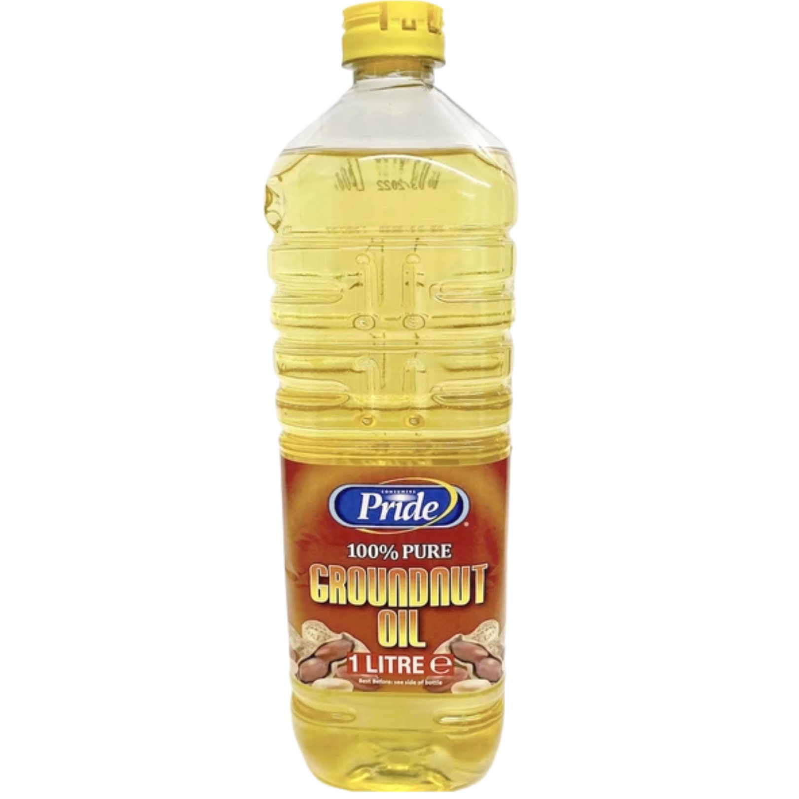 Groundnut Oil 1L By Pride