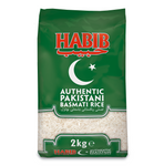 Basmati Rice 2kg by Habib