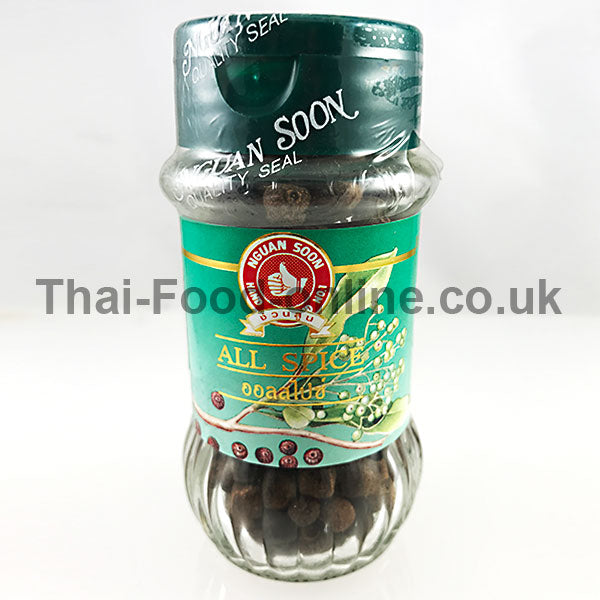ALL SPICE POWDER (BOTTLE) 35G BY NGUAN SOON - Thai Food Online (your authentic Thai supermarket)
