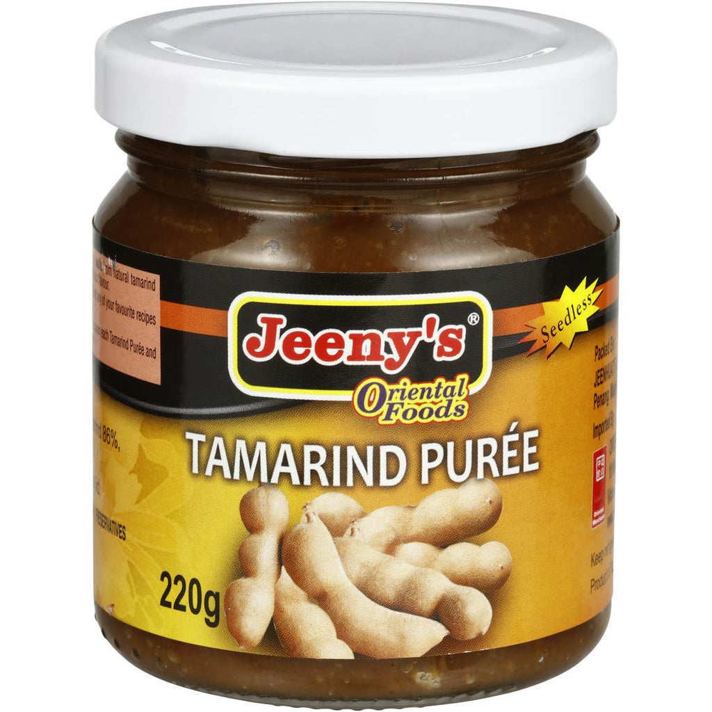 Kitchen Tamarind Puree 220g by Jeeny's