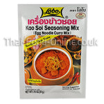 Thai kao soi seasoning (50g packet) by Lobo - Thai Food Online (your authentic Thai supermarket)