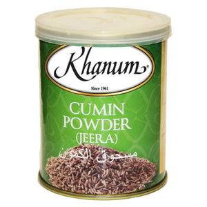 Ground Jeera (Cumin) 100g by Khanum