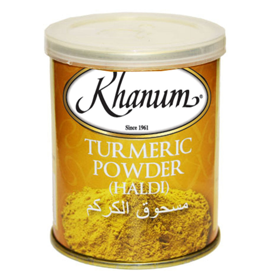 Ground Turmeric (Haldi) Powder 100g by Khanum