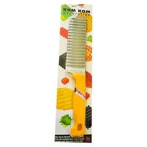 Decoration Kom Kom Crinkle Cut Knife - Thai Food Online (your authentic Thai supermarket)