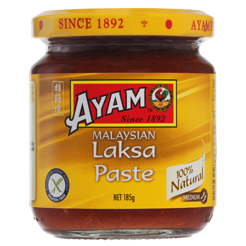 Laksa Curry Paste 185g by Ayam