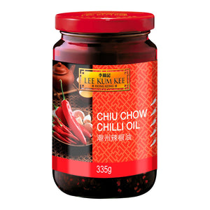 Asian Chiu Chow Chilli Oil (335 g) by Lee Kum Kee
