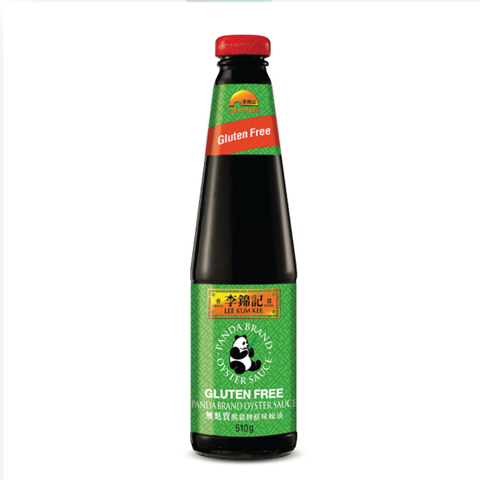 Gluten Free Oyster Sauce (510g) by Lee Kum Kee