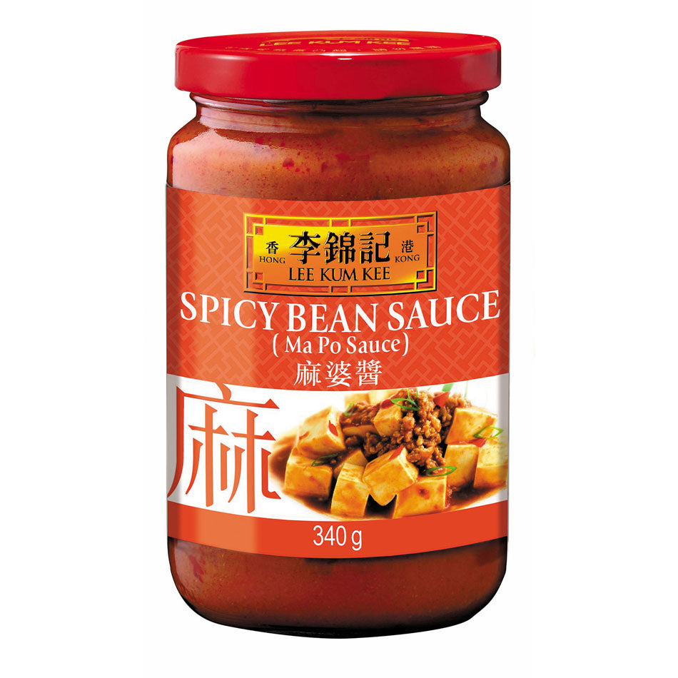Asian Spicy Bean Ma Po Tofu Sauce (340 g) by Lee Kum Kee