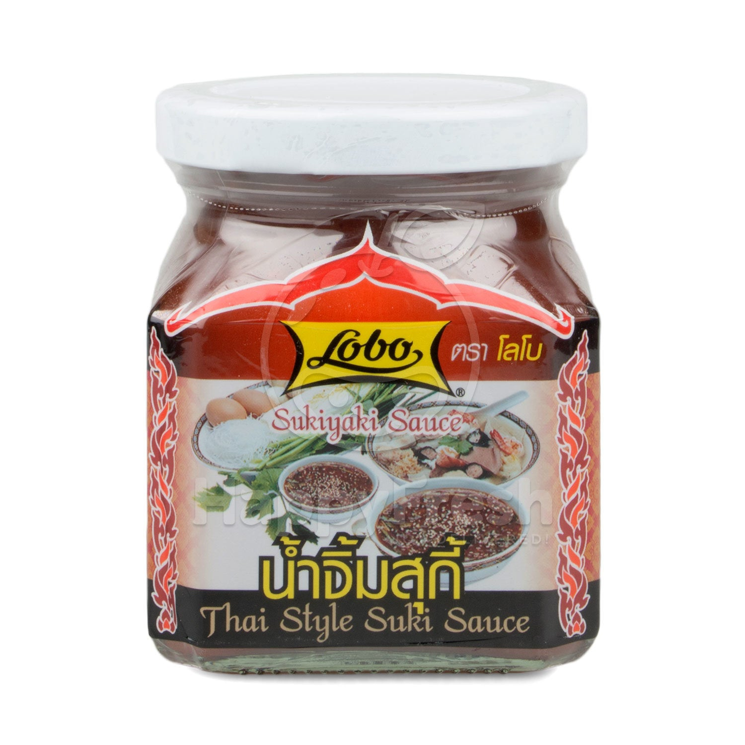 *REDUCED* Thai Style Sukiyaki (Suki Yaki) Sauce 260g by Lobo
