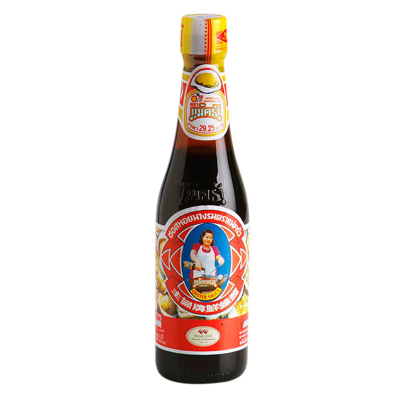 Thai Oyster sauce (300ml smaller bottle) by Maekrua