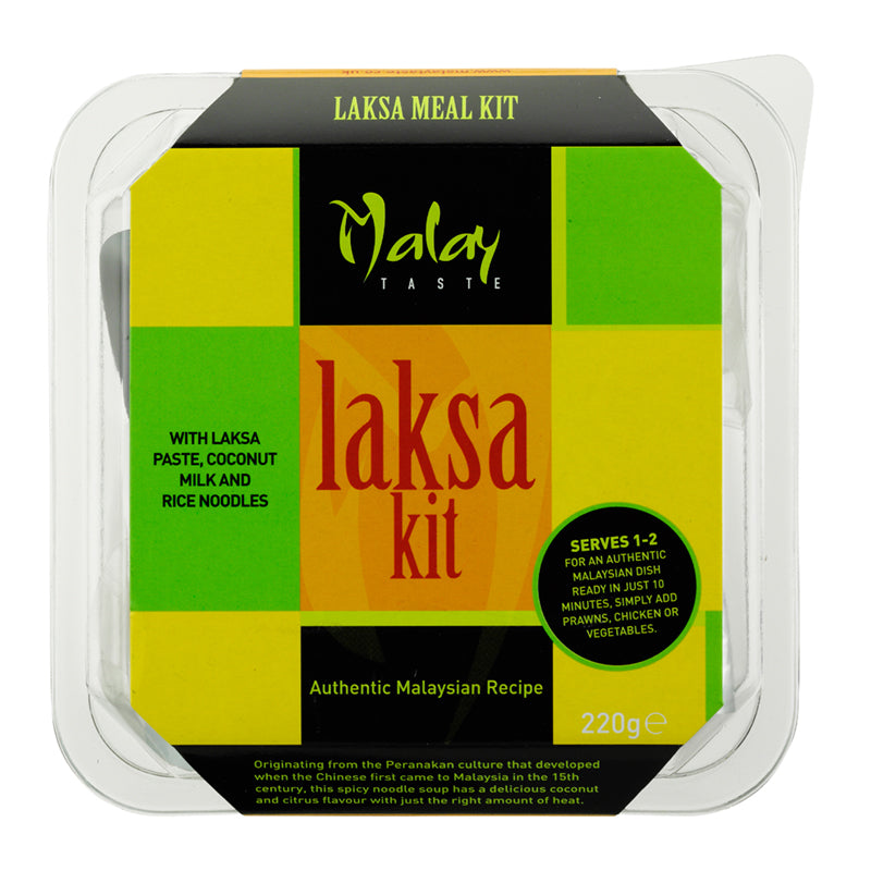 Malaysian Laksa Meal Kit 220g by Malay Taste