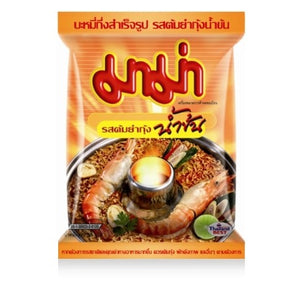 Tom Yum (Creamy Shrimp) Noodles 55g by Mama
