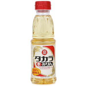 Hon Mirin Sweet Seasoning Rice Wine 13.6% 300ml by Takara