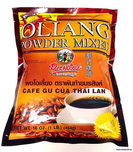 Thai oliang coffee mix 454g by Pantai