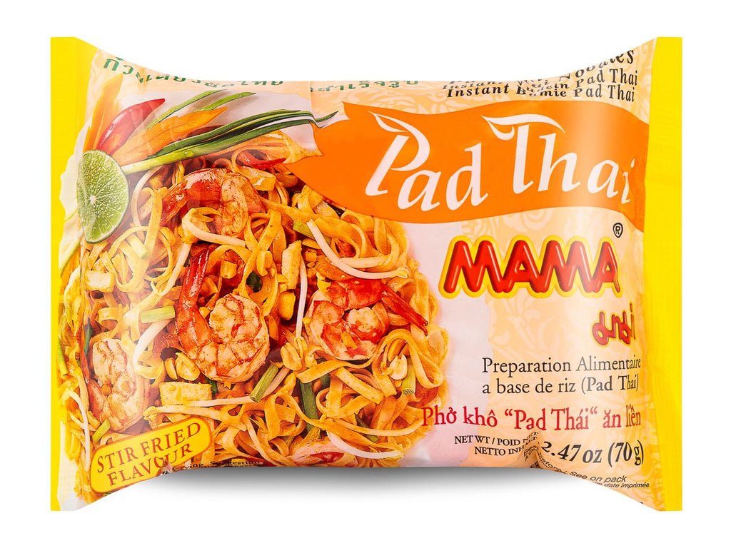 Pad Thai Instant Noodles 70g by Mama