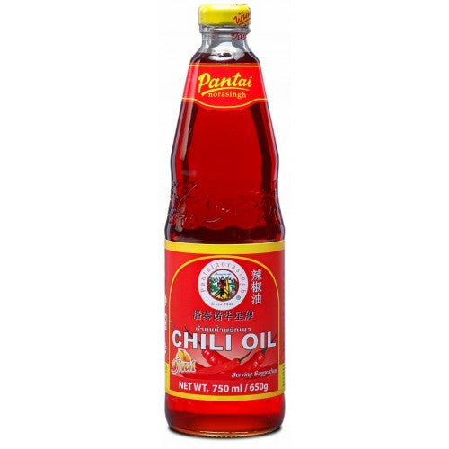 Thai chilli oil (200ml) by Pantai