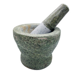 Stone Pestle and Mortar 6 Inches