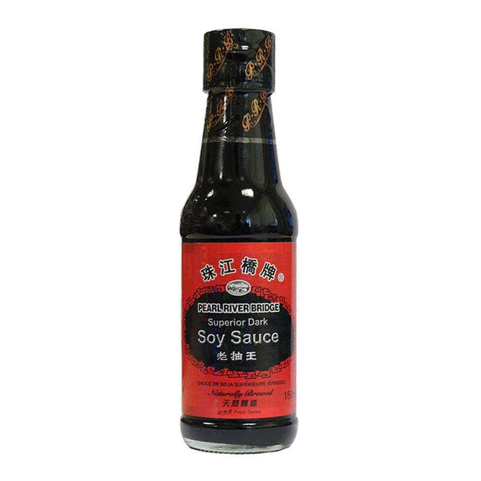 Superior Dark Soy Sauce (150ml) by Pearl River Bridge