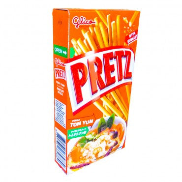 Pretz Sticks (Tom Yum Kung) - Thai Food Online (your authentic Thai supermarket)
