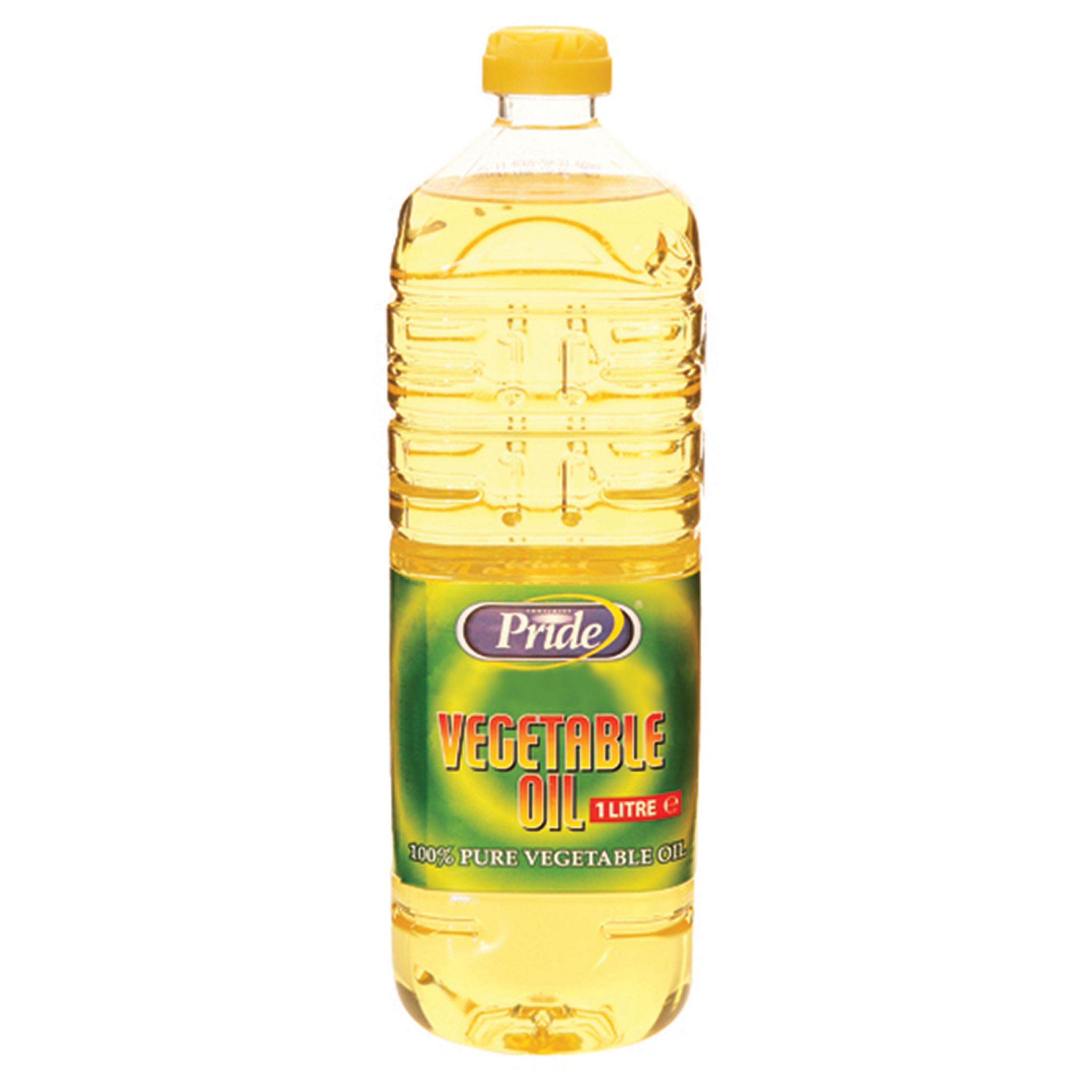 Vegetable Oil 1L By Pride
